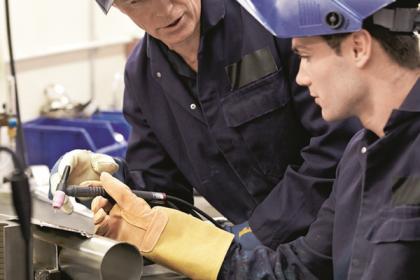 Профессиональное обучение рабочих (ПО)